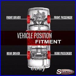 07-14 Chevrolet Tahoe Front Complete Strut & Rear Air Shocks Autoride Conversion