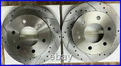 1963 1970 Chevrolet c10 rear disc brake conversion kit 6 lug