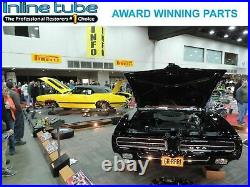 1964-77 A GM 10 12 bolt Rear Axle End Disc Brake Conversion Kit STANDARD ROTORS