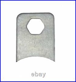 1965-72 Mopar C Body Leed Brakes Rear Disc Brake Conversion Kit (plain)