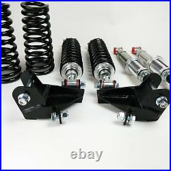 1968-72 GM A-Body Chevelle BBC Front Coil-Over Conversion Kit 300lb Rear Springs