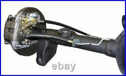 1978-93 GM F/G/S Body Rear Disc Brake 15 Wheel Conversion Cross Slotted Kit Set