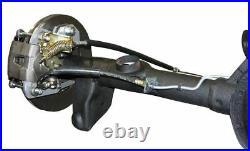 1982-92 GM S-10 S-15 Rear Axle Drum to Disc Brake 15 Wheel Conversion Kit Set