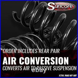 1989-02 Lincoln Town Car Rear Air Suspension to Coil Spring & Shocks Conversion