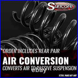 1995-2002 Lincoln Continental Rear Air Suspension to Coil Spring Conversion Kit