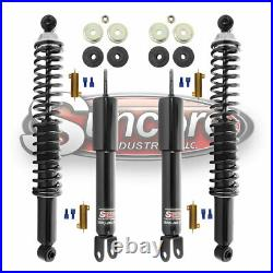 2000-2006 Chevy Tahoe Front & Rear Active Suspension to Gas Shock Conversion Kit