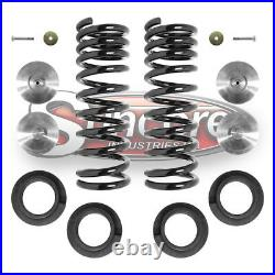 2003-2012 L322 Range Rover Rear Air to Coil Spring Suspension Conversion Kit
