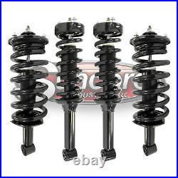 2005-2009 Land Rover LR3 Air to Complete Struts & Coil Springs Conversion Kit