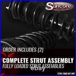 2007-2014 Cadillac Escalade Front Strut & Rear Air Shocks Autoride Conversion