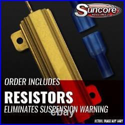 2007-2014 GMC Yukon Front Strut & Rear Air Shocks Autoride Conversion