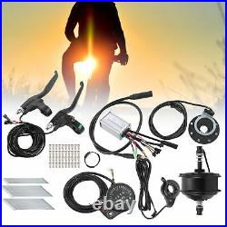 27.5 Front Rear Wheel Conversion Kit 36V 250W Motor Hub Electric Bicycle E Bike