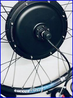 29 Electric Bike conversion kit 1500w Rear Wheel Pedal E Bike UK STOCK