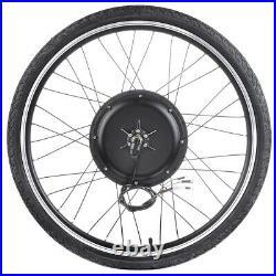 48V 1000W 26 Rear Wheel Electric Bicycle Motor Kit EBike Cycling Hub Conversion