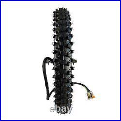 48V-72V 100A 3000W-5000W Ebike Conversion Kit 21''Motorcycle Rim Rear Wheel 26'