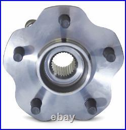 5 Lug Wheel Hub Bearing Conversion Kit Rear Pair for 240SX