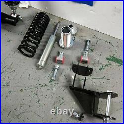 64-72 GM A-Body 300lb Adjustable Rear Coilover Conversion Kit with Shock Mount GTO