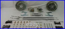 64-87 GM 10 12 bolt rear axle end disc brake conversion kit 5 lug c10 k10