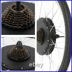 8V1500W Voilamart Rear Electric Bicycle E-Bike Wheel Conversion Kit 26 Clying