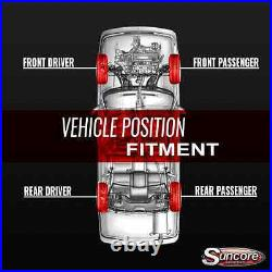 98-02 Lincoln Navigator 4WD 4 Wheel Air to Coil Springs & Shocks Conversion Kit