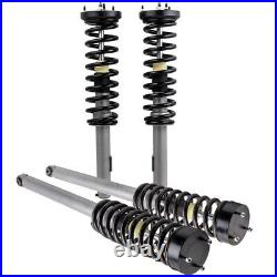 Air Suspension to Coil Spring Conversion Kit for Mercedes S500 W220 2000-2006