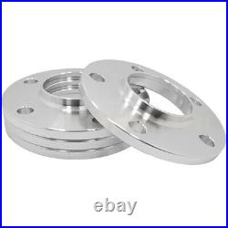 BMW Staggered Spacers (2) 15mm & (2) 20mm with Racing Stud Conversion Kit 12x1.5