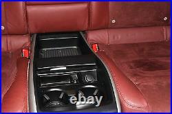 BMW X6 REAR SEAT CONVERSION KIT BENCH 5 PASSENGER 3 Rear Seats E71 2008-2014