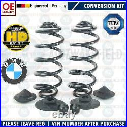 Bmw X5 E53 Rear Suspension Air Bag To Coil Spring Conversion Kit 1999-2006 New
