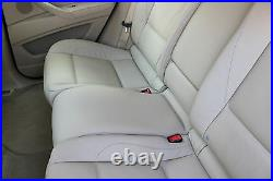 Bmw X6 Rear Central Seat Conversion Kit Sand Beige Oem Leather E71 2008-2014