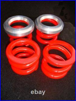 Classic Mini Coil Springs Conversion Kit (Best Ever Road Ride)