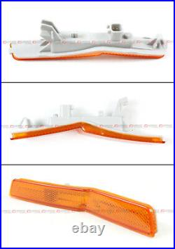 Demon Style Widebody Fender Flares Kit For 2015-19 Dodge Challenger Srt Hellcat