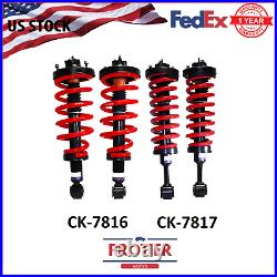Fits Ford Expedition Navigator 03-06 Air Suspension toCoil Spring Conversion Kit