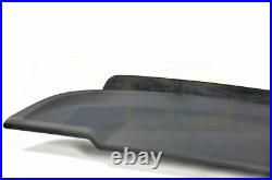 For 14-15 Camaro Rear Trunk Spoiler Wing ZL1 Style With Carbon Fiber Wicker Bill
