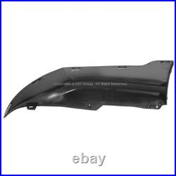 For 14-16 Toyota Corolla S Sport Style Rear Bumper Lower Splitter Spoiler Lip