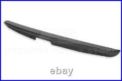 For 90-97 Mazda Miata NA KG WORKS Style ABS Plastic Rear Trunk Spoiler Wing Lip