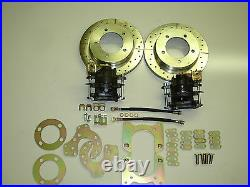 Ford Bronco Truck small bearing rear disc brake conversion kit 5 ON 5.5