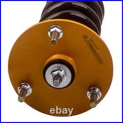 Front Strut Rear Air Shocks Conversion Kits for Cadillac Escalade ESV 07-12
