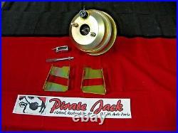 GM 1959-64 Bel Air, Impala Full Size Front Rear Power Disc Brake Conversion Kit