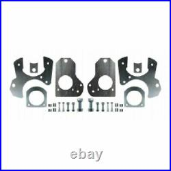 GM G-Body Wilwood Rear Disc Brake Conversion Kit Drilled & Slotted Rotors 78-88