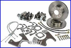 JEGS 630614 GM Rear Disc Brake Conversion Kit