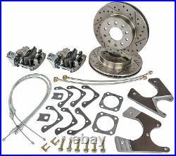 JEGS 630615 GM Rear Disc Brake Conversion Kit