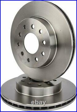 JEGS 631027 GM Rear Disc Brake Conversion Kit Standard Shock Configuration Non