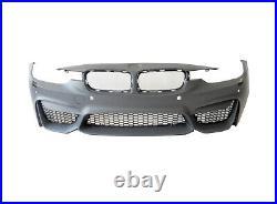 M3 Body kit conversion Front Rear Bumper Side skirts BMW F30 3 series 11-14