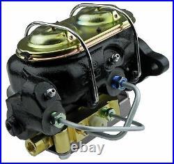 Master Cylinder GM Disc Brake Proportioning Valve Lines Bracket Conversion Kit