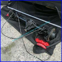 Mercedes-Benz G-Wagon W463 G63 G55 G500 6x6 Brabus Style Carbon Conversion Kit