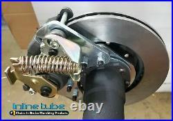 Mopar 8 3/4 or Dana 60 Rear Axle End Disc Brake Conversion Kit A, B, E Body Cros