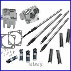 New S&S Hydraulic Lifters Tappet Blocks Conversion Update Kit Harley Shovelhead