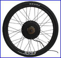 On sale 72V2000W 29inch Rear wheel conversion kit sabvoto Controller ebike