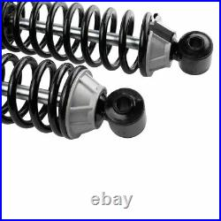 Rear Air Suspension to Passive Coil Spring Shock Conversion Kit Set New