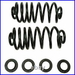Rear Air to Coil Spring Shock Suspension Kit for Buick Chevy GMC Olds Saab NEW