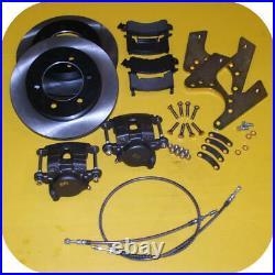 Rear Disc Brake Kit for Toyota Land Cruiser FJ40 FJ55 FJ60 FJ62 FJ80 Conversion